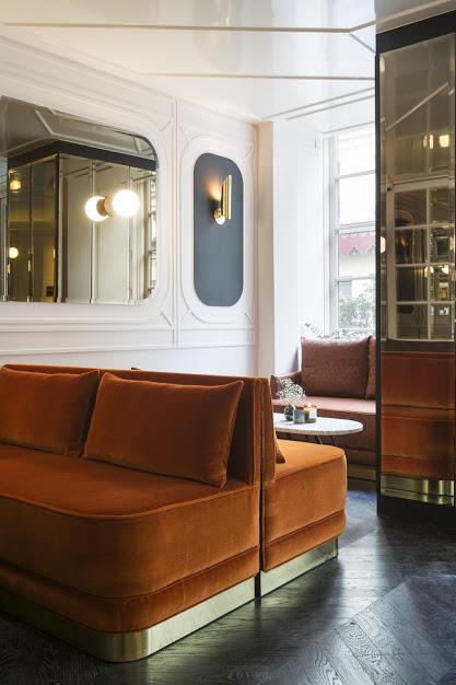 Hotel Panache Paris - lobby