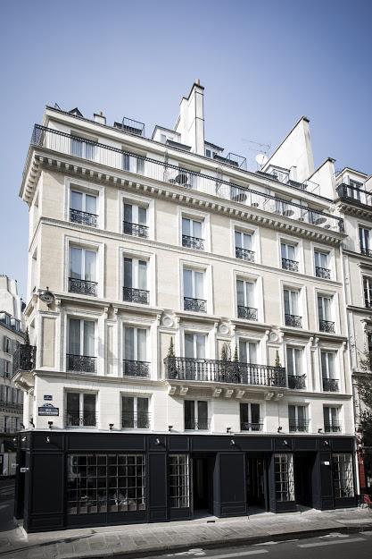 Hotel Panache Paris outside