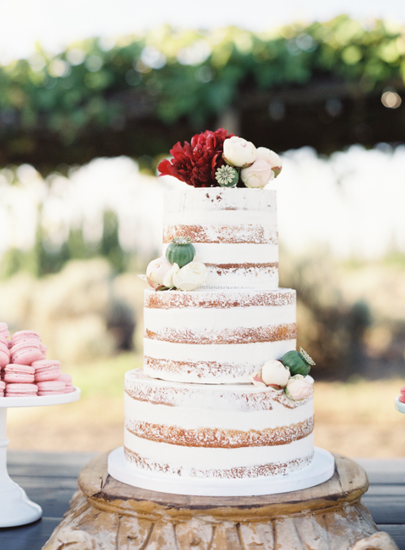 Paris Wedding Cake Trends 2016