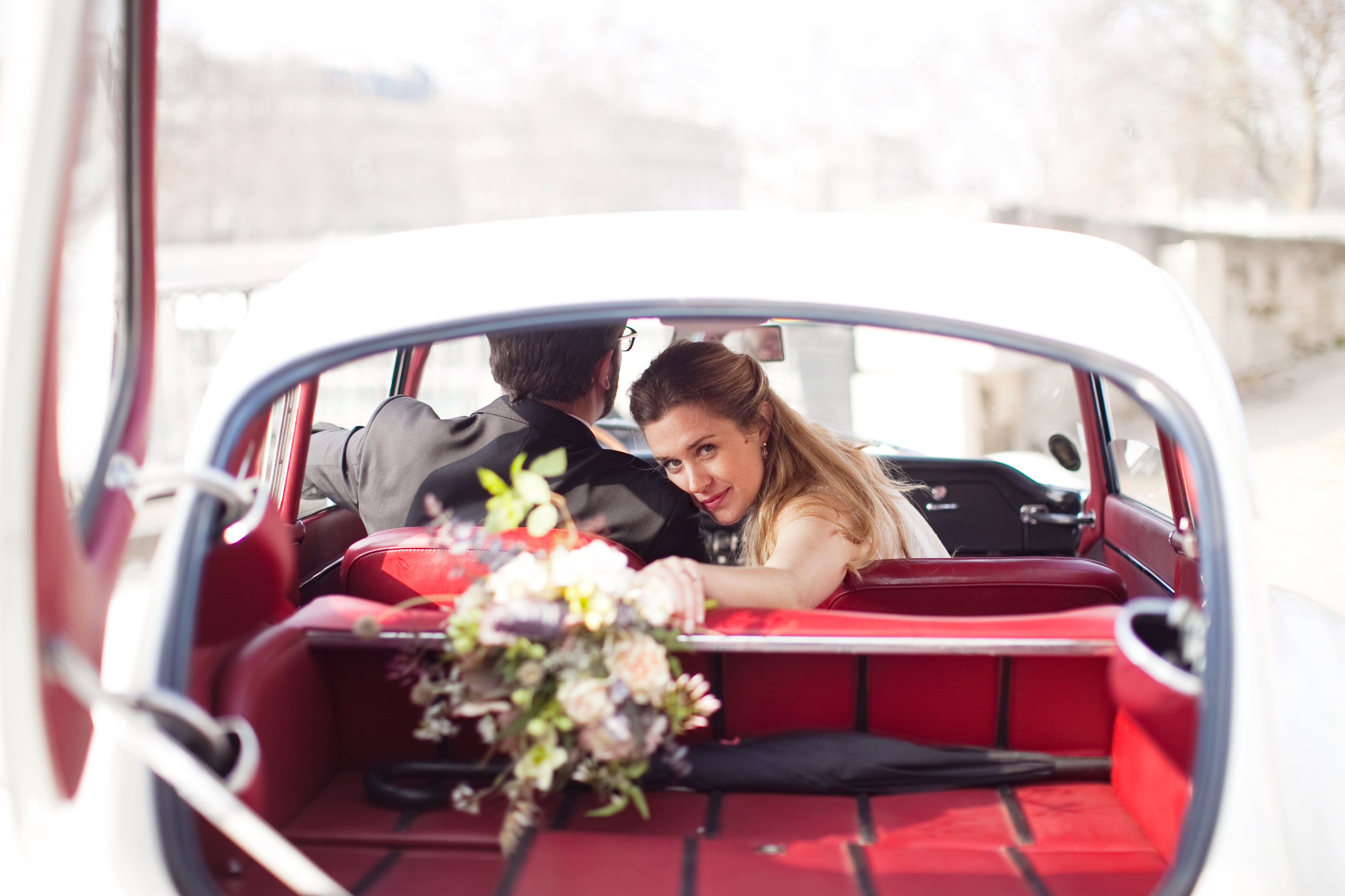 rent a jaguar wedding paris