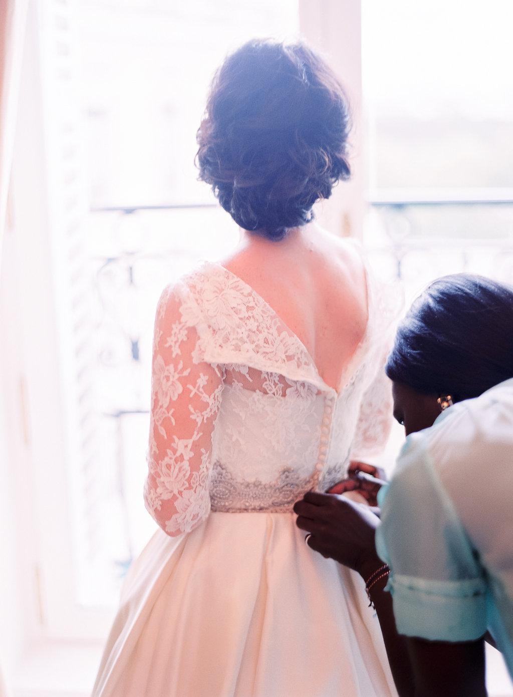 Yanique in paris wedding planner