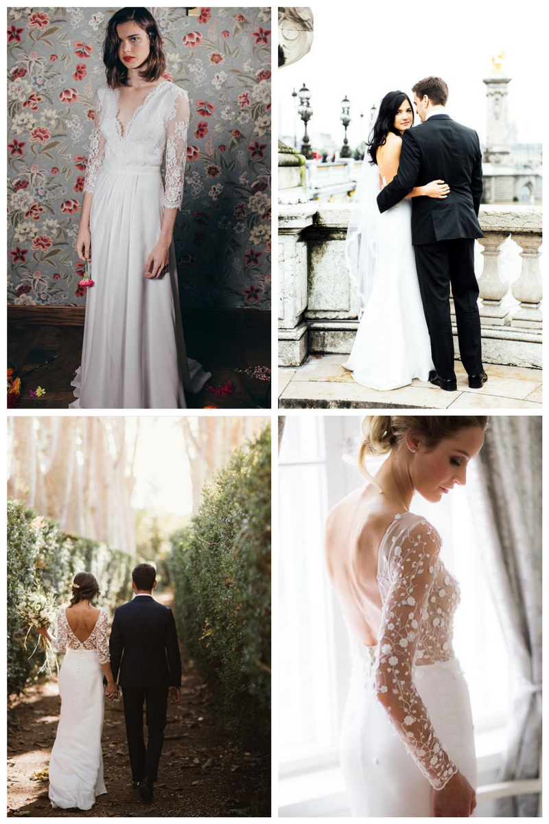 Famous wedding dress in paris image princess wedding for Vintage wedding dresses paris